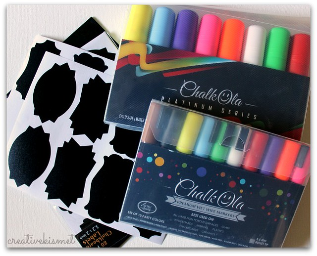 ChalkOla - Chalk markers and labels