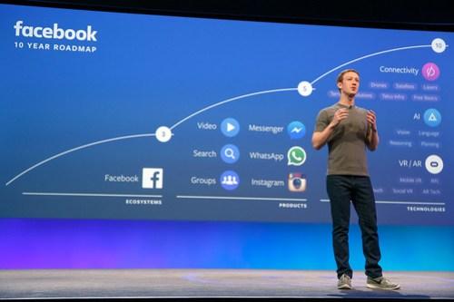 Mark Zuckerberg captó la importancia del modelo de WeChat. Ahora se enfoca llevarlo a su Facebook Messenger.
