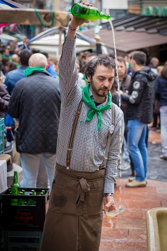 Preba de la Sidra 2016. Oviedo