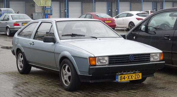 1982 Volkswagen Scirocco GL Automatic | peterolthof | Flickr