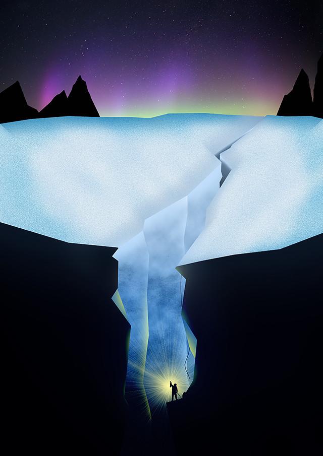 Ice Valley illustration