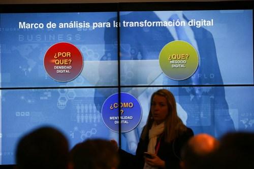 La transformación digital esta a la vuelta de la esquina.