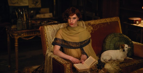 Elbe/Wegener is played by Eddie Redmayne (nominated for Best Actor for this year's Academy Awards), whose portrayal of Lili - with short auburn waves and a simpering smile -will probably be remembered as Hollywood's tribute to the transgender communityfor a long time to come.