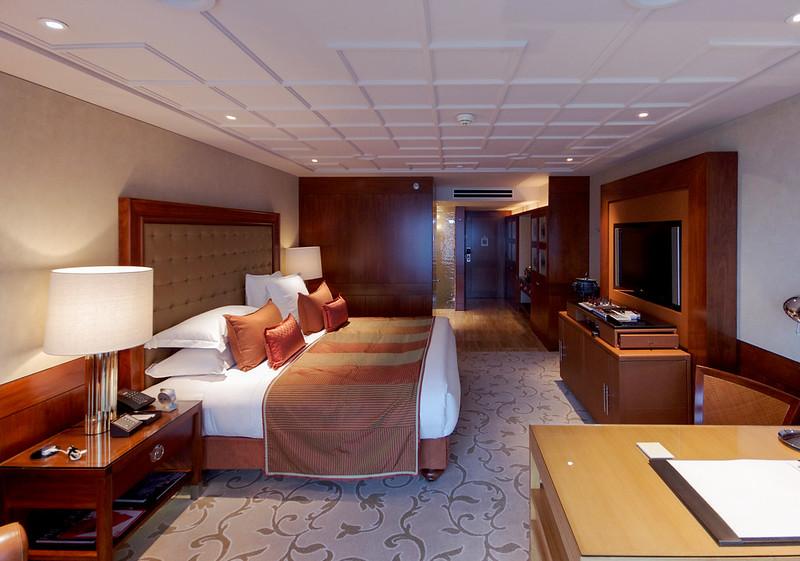 harbour room - mandarin oriental hong kong