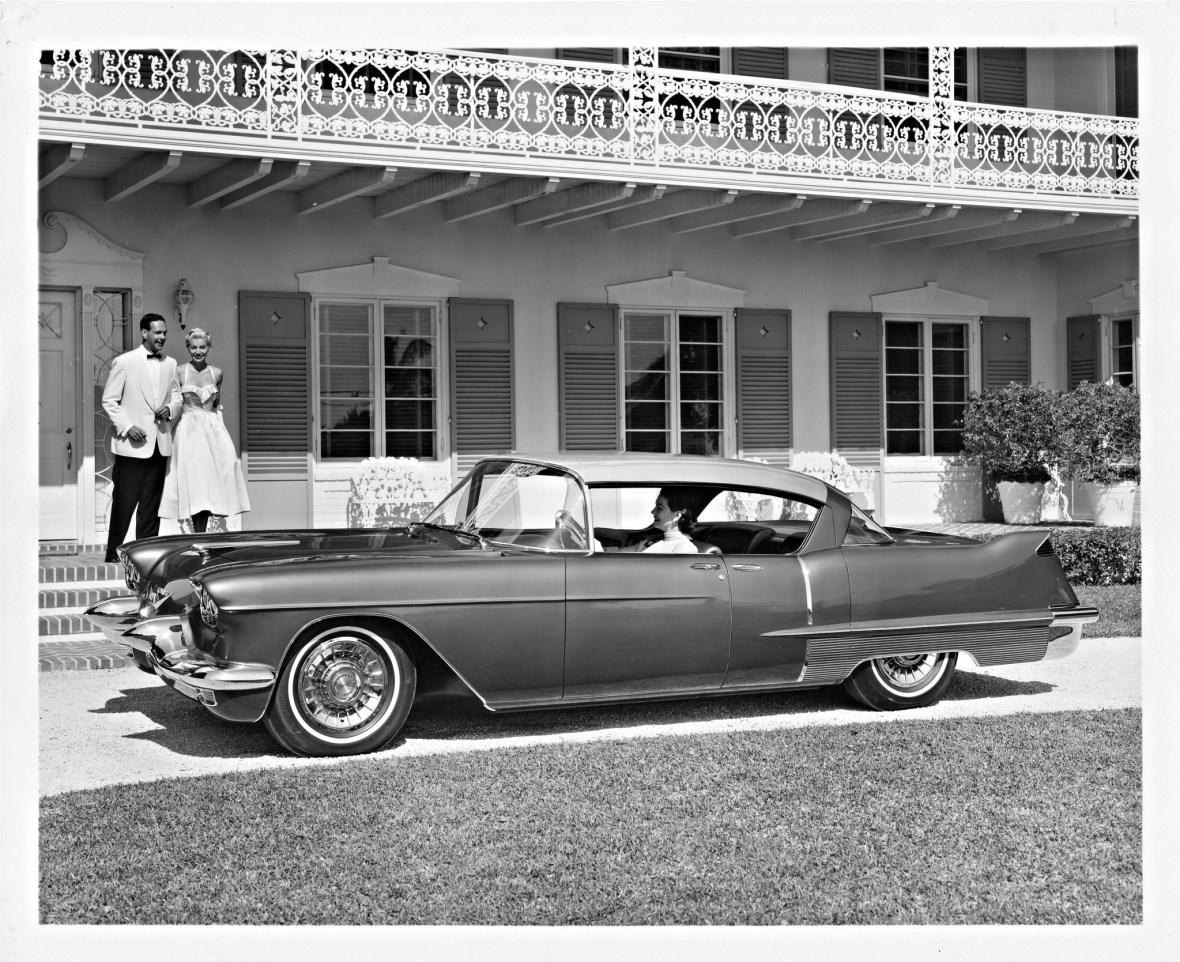 1955 Cadillac Eldorado Brougham Concept