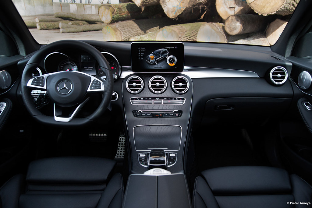 2016 Mercedes Benz GLC 250d 4 Matic AMG Line Interior Flickr