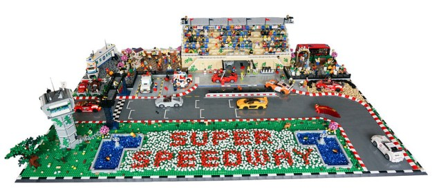 Super Speedway by Brick Knight