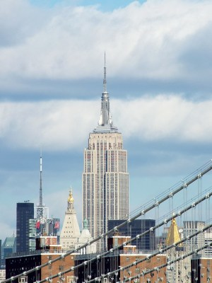 Empire State Building New York - the tea break project solo female travel blog
