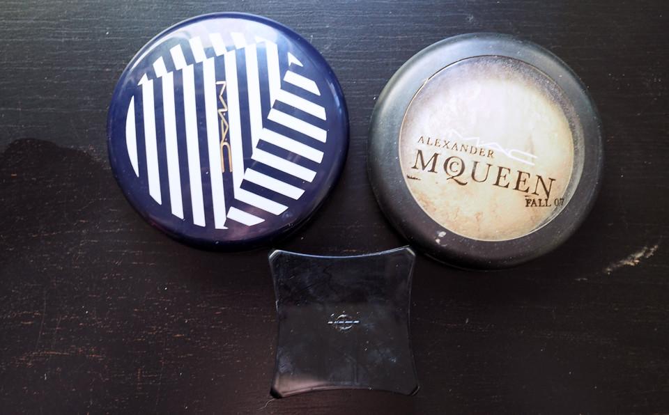 declutter mac makeup kevätsiivous