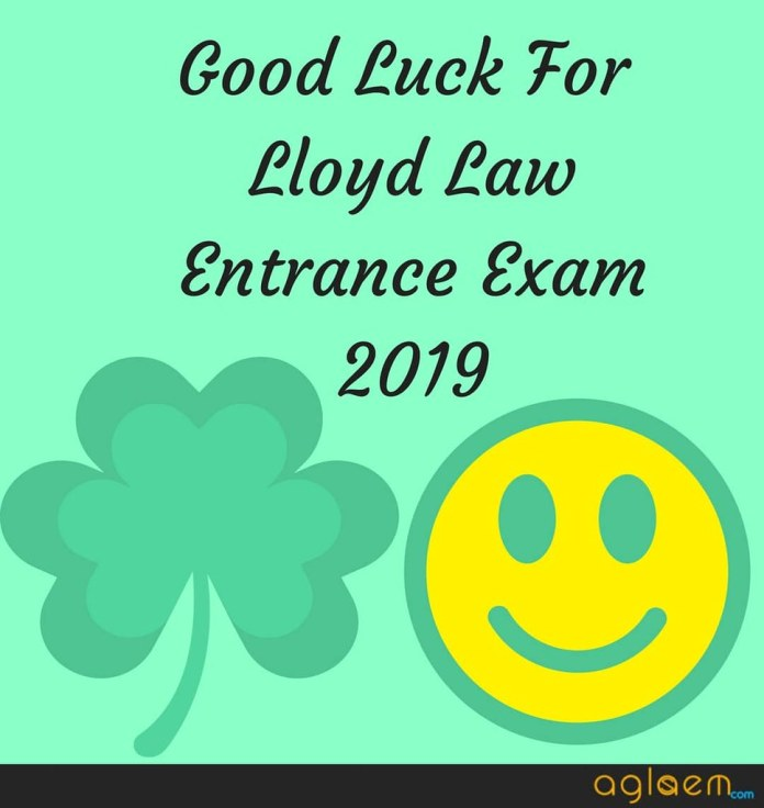 How To Prepare For Lloyd Law Entrance Test (LET) 2019  %Post Title | AglaSem