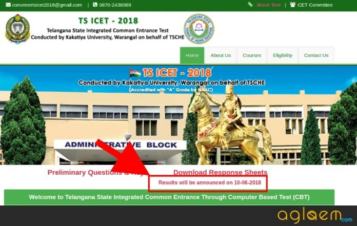 TS ICET 2018 Result