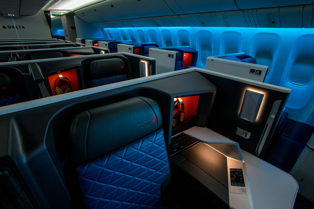 Delta One Suites Delta S Refreshed 777 Aircraft Include