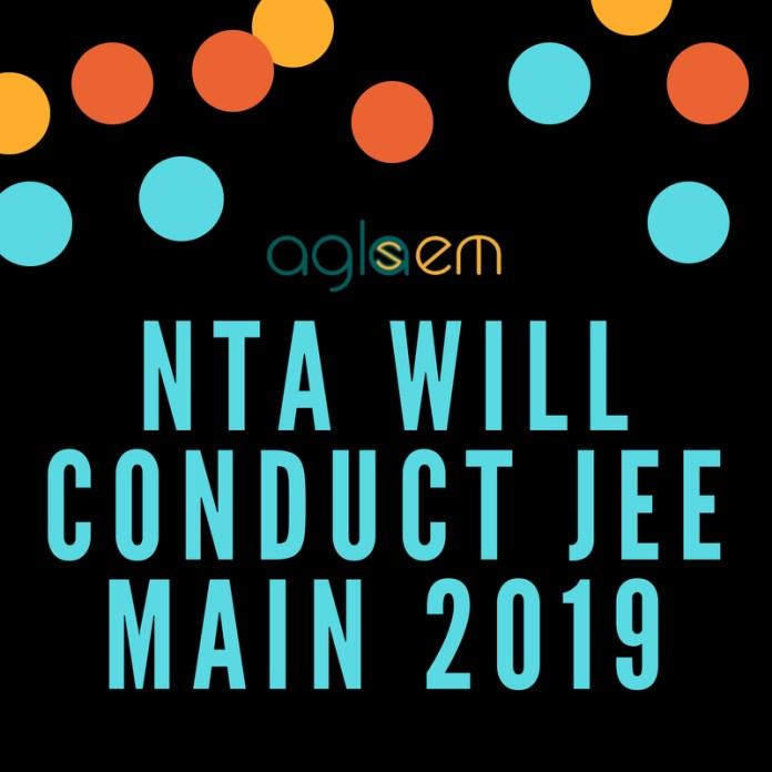 NTA JEE Main 2019