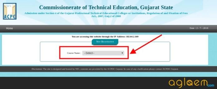 Gujarat PGCET 2019 Registration
