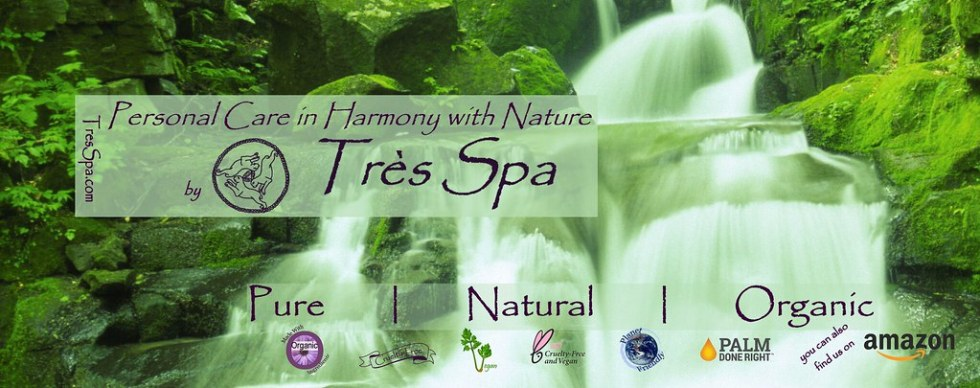 Tres Spa creators of Personal Care in Harmony with Nature