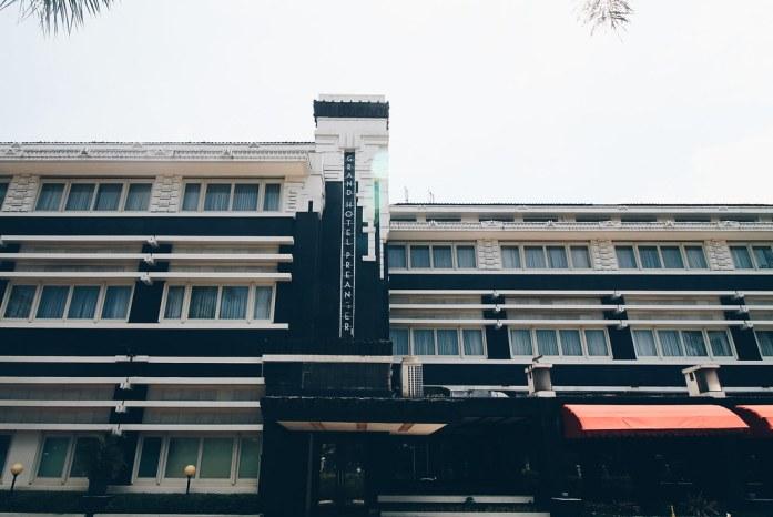 Prama Grand Preanger Hotel