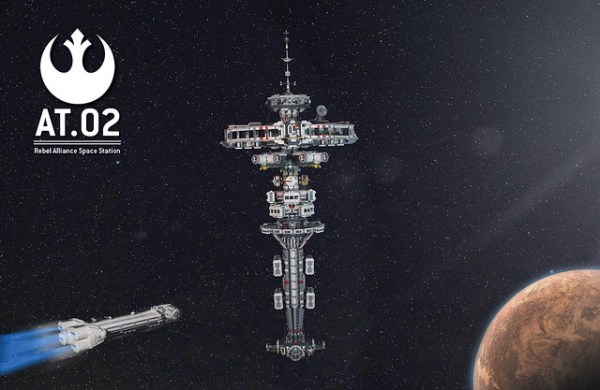 That's no moon - it's a rebel space station | The Brothers ...