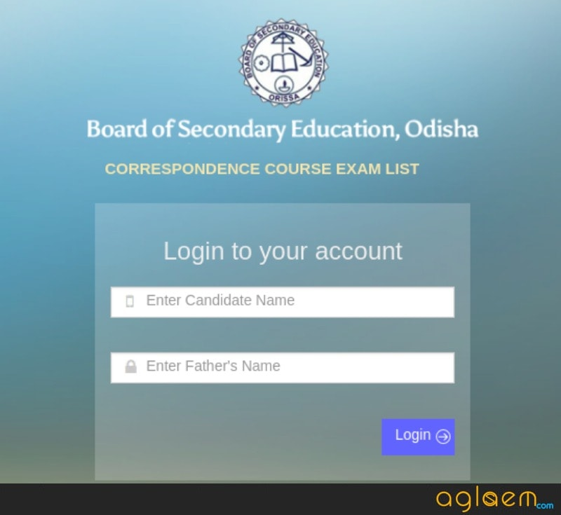 Odisha HSC Supplementary Time Table 2018