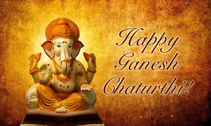 ganesh chathurthi images hd