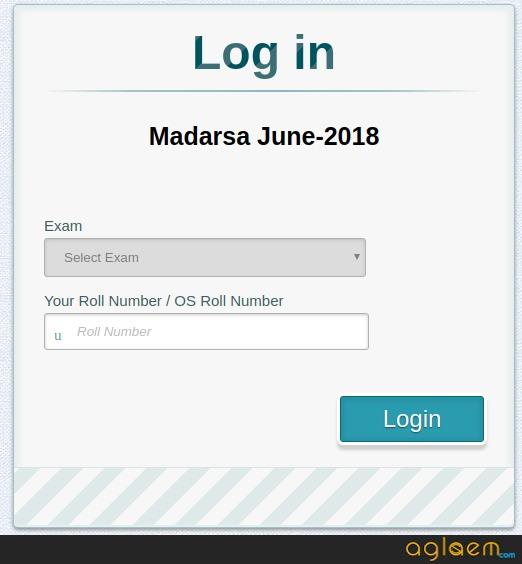 MP Madarsa 10th Result June 2018
