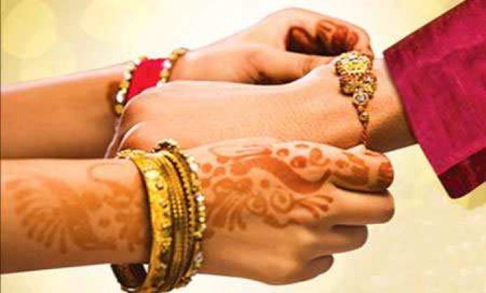 traditions and customs rakhi