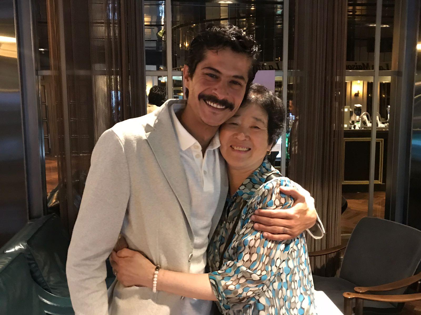 Ayla, Güney Kore Başbakanını ağlattı