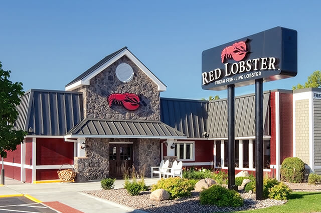 Endless Shrimp Monday's at Red Lobster