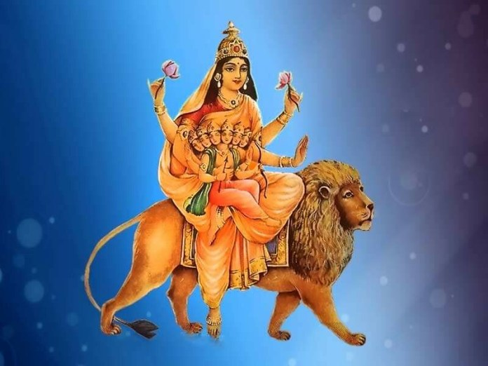 navratri colors 2018 meanings