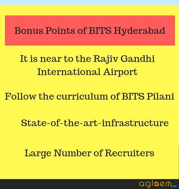 BITS Hyderabad Admission
