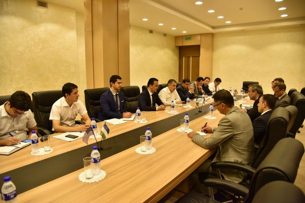 Visit of U.S. Overseas Private Investment Corporation (OPI ...