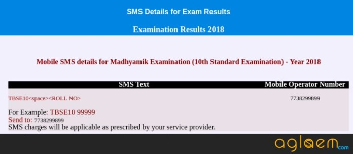 TBSE Madhyamik Result 2019