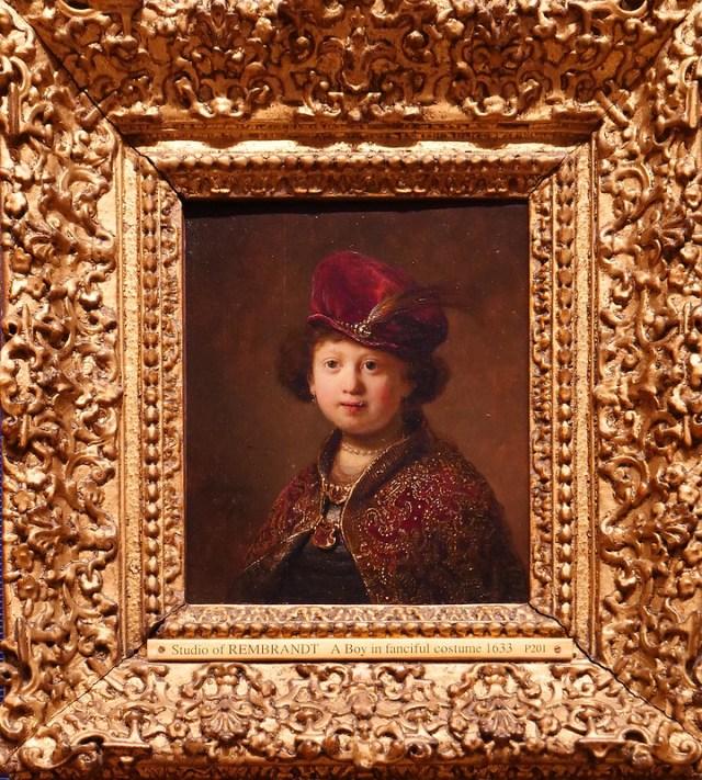 Titus van Rijn (1641-68) fu l unico dei quattro figli di Rembrandt avuti  dalla sua prima moglie Saskia a sopravvivere all infanzia. Un ritratto di  Tito che ... 13604d65e519