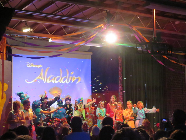 Aladdin Production