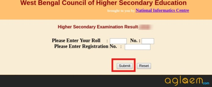 WBCHSE Result (wbresults.nic.in)