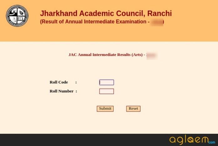 JAC 12th Arts Result