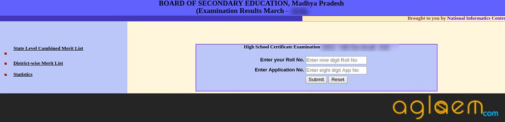 MPBSE Result 2019