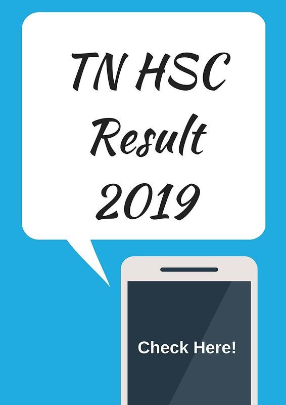 TN HSC Result 2019