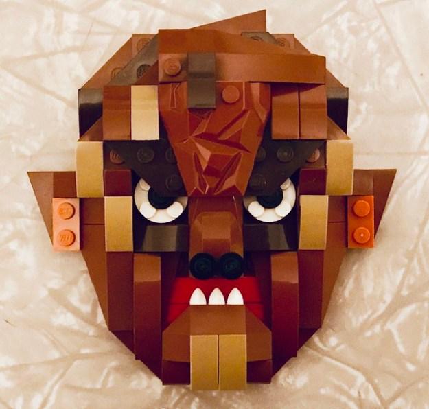LEGO Wolfman