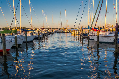 Photo Of Boats At Eastport Marina In Annapolis