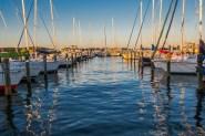 Photo of boats at Eastport Marina in Annapolis