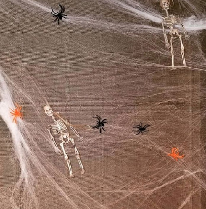 cheap and creepy halloween decoration ideas