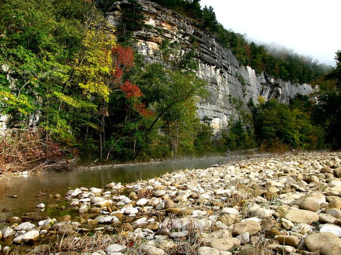 most scenic places in arkansas