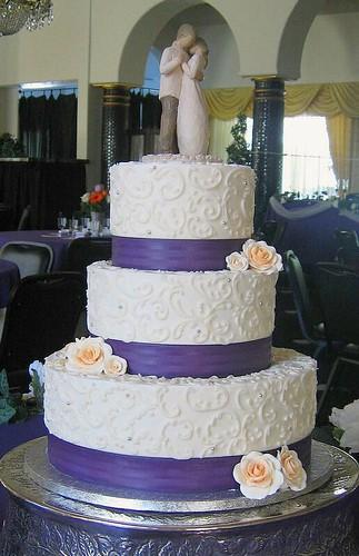 Ivory Wedding Cake Flickr Photo Sharing