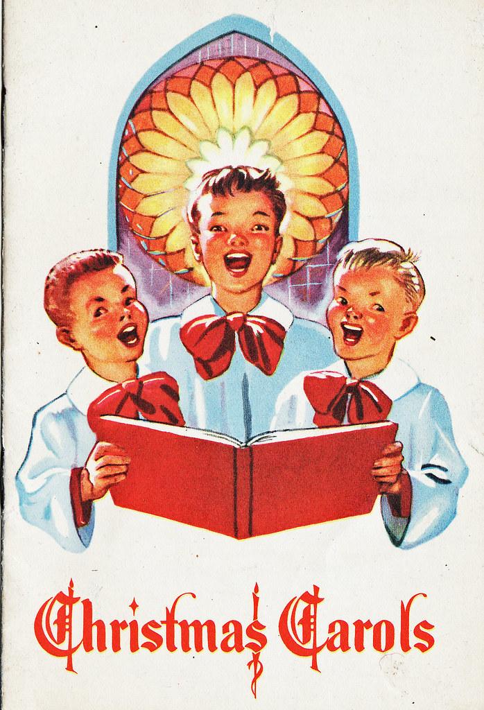 Choir Boys Booklet Cover Calsidyrose Flickr