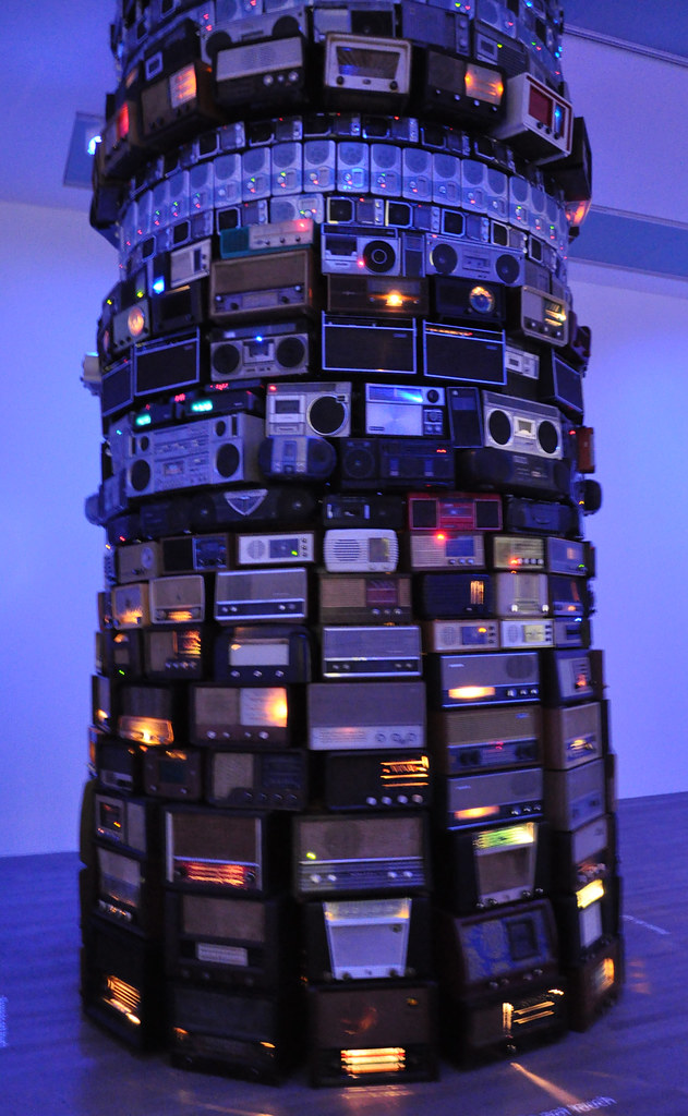 Babel By Cildo Meireles Super Duper Exhibition At Tate