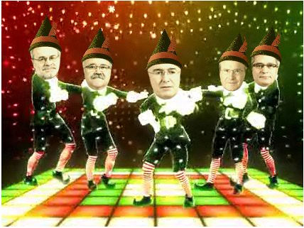 Elf Yourself 2008 Disco Caballecatwpelf Yourself