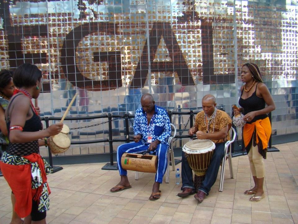 Zaragoza Expo 2008 Grupos Folklóricos 014