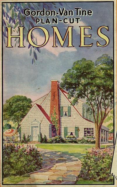 Gordon Van Tine Interiors 1929 An Album On Flickr