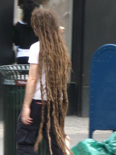 Very Long Hair Man Flickr Photo Sharing