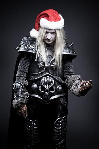 Arthas Menethil Jolly Death Knight Adam Beamish Flickr
